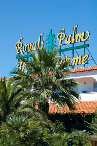 ROYAL PALM****